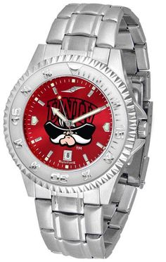 UNLV Rebels Competitor Steel Anochrome Watch