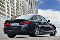 Johann Kistler, BMW 5 Series project director, tells us his favorite things about the 2017 BMW iPerformance sedan and the xDrive. 2017 Bmw 5 Series, New Bmw 3 Series, Bmw Suv, Bmw Cars, Bmw Car Models, Tuning Bmw, Bmw Alpina, Bmw Cafe Racer, Car Posters