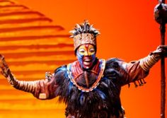 lion king musical nederland (rafiki)