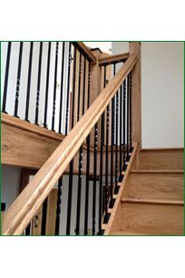 Superieur The 56 Best Metal   Staircases With Metal Spindles Images On Pinterest In  2018 | Banisters, Railings And Stair Railing.