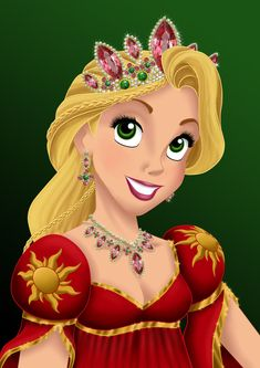 Royal Jewels: RAPUNZEL I