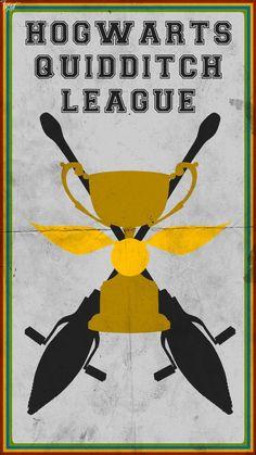 Hogwarts Quidditch League - HQL Liga de Quadribol de Hogwarts - LQH