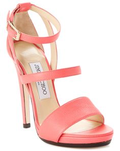Spotted this Jimmy Choo Discus Strappy Platform Sandals on Rue La La. Shop (quickly!).