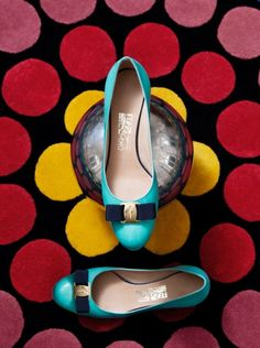 If the Shoe Fits: L'Icona de Ferragamo | Chandelier Creative