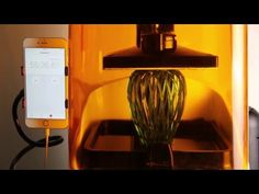 Uniz SLASH 3D Printer Ultra Speed TEST#2