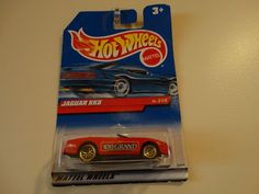 HOT WHEELS 1998   #2/4 JAGUAR XK8