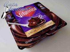''Crème au chocolat'' de Vitalinea (Danone) | Cata furtiva