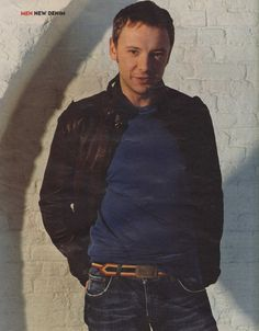 John Simm. I like his outfit.:)
