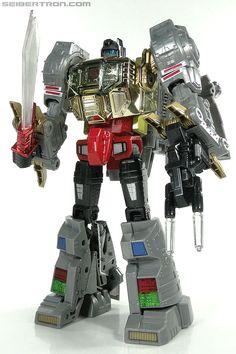 Transformers Masterpiece Grimlock (Grimlock (MP-08))