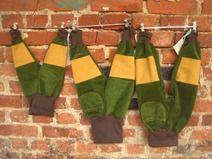Upcycling Räuberhosen für Kids von Re:nahte auf Dawanda.com
