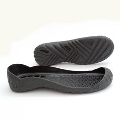 Rubber soles for your own projects rubber toe and back - Supply for felt crochet shoes boots