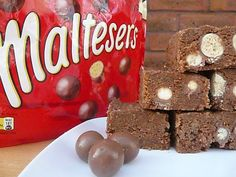 Easy Cake Recipe - Chocolate Malteser Cake