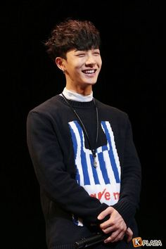 [PRESS PHOTOS] 160214 BEAST - GIKWANG「GUESS WHO?」 Release Event <Talk & Mini Live> in Tokyo Source: K-Plaza
