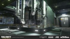 ArtStation - Call of Duty : Advanced Warfare Multi player work, Susan DeVenero