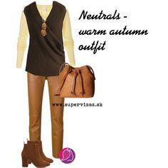 Neutrals warm autumn