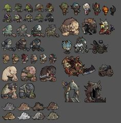 Game Design and concept art schools to make indie game Game Character Design, Character Design Inspiration, Game Design, Character Art, How To Pixel Art, Pixel Characters, Fantasy Characters, Arte Cyberpunk, 2d Game Art