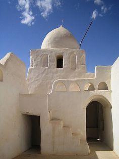 Adobe Mosques of Ghadames - Libya