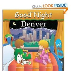 Cute book for kids that live in Denver