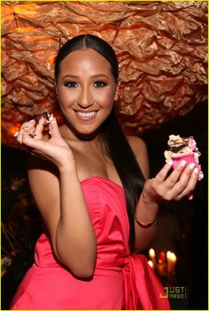 Elegantly ineffable excellence of Adrienne Bailon