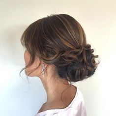 wedding hairstyles for mid length hair best outfits – Cute Wedding Ideas Updos For Medium Length Hair, Up Dos For Medium Hair, Mid Length Hair, Short Hair Updo, Medium Hair Styles, Short Hair Styles, Low Updo, Easy Updo, Updo Diy