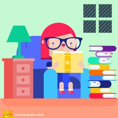 Feed your mind with a good story! It's world book day! :3