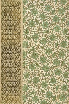 Book Cover From Morning Thoughts, Frances Ridley Havergal, Copyright 1897 Morning Thoughts, Friends Mom, Bookbinding, France, Surface Design, Ephemera, Cover, Venice, Oc