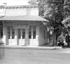 Beekman bank in Jacksonville Oregon
