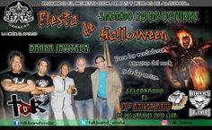 "Seven Bar presenta ""Fiesta de Halloween"" http://crestametalica.com/events/seven-bar-presenta-fiesta-de-halloween/ vía @crestametalica"