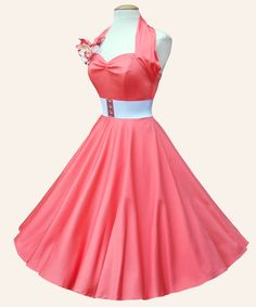 Hey ladies - can you search for something similar to this? I like the big swingy skirt style..