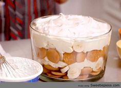 Ms. Robbie's Banana Pudding
