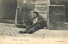 Rouen - Coucher du soleil #archives