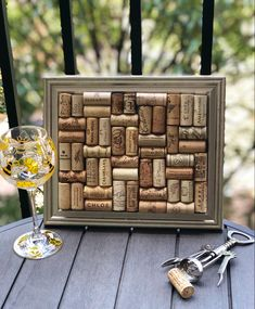 #staygolden #golddecor #corkboard #winecorkboard #homeorganization #organizingtips #jewelrydisplay #jewelryholder #jewelrystorage #winecorkjewelryholder #winecorkjewelryboard #keyhanger #keystorage #keydisplay #winelover #winegifts #winedecor #winebardecor #winerydecor #vineyardweddinggift #vineyardwedding #weddinggift #housewarminggift #thewineingtwins #standwithsmall #upcycleddecor #upcycledart Wine Cork Jewelry, Wine Cork Holder, Recycled Wine Corks, Cork Boards, Wine Decor, Wine Bottle Stoppers, Hanging Jewelry, Wine Gifts, Jewelry Holder