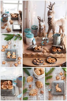 { Noël bio à budget sympa-partie 2 {Budget Organic Christmas Party Healthy Recipes On A Budget, Cooking On A Budget, Budget Meals, Christmas Brunch, Christmas Time, Merry Christmas, Pita Pizza, Desserts With Biscuits, Dessert Biscuits