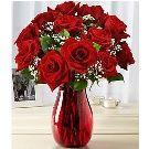 One Dozen Red Roses - Flowers Proflowers