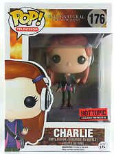 Funko POP! Charlie Supernatural Hot topic exclusive