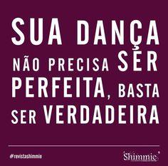 Dance o que sente...