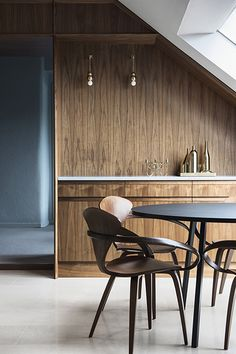 Innovation Properties by Koncept Stockholm | wooden interior design | wooden worplaces | workplaces ideas