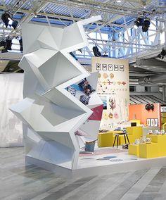 Trendenser - Exhibition Stall, Shop