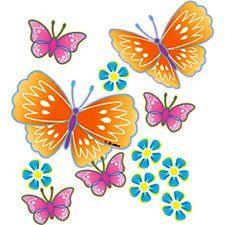 jardim com borboletas png - Pesquisa Google