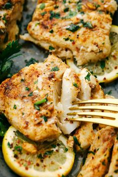 Feb 2020 - Baked Cajun Garlic Butter Cod is a tender and juicy cod filet baked in a buttery cajun seasoning with garlic cloves and olive oil making this cod a flavorful and delicious dinner. Baked to perfection in 15 minutes! Easy Fish Recipes, Seafood Recipes, Cooking Recipes, Dinner Recipes, Baked Cod Recipes Healthy, Grilled Cod Recipes, Recipes With Cod Fish, Fish Recipes Gluten Free, Recipe For Cod Fish