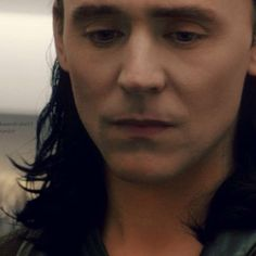 I love the portrayal that Tom gives as Loki. When he's not being extremely clever or plotting, you get glimpses of just how broken he really is.