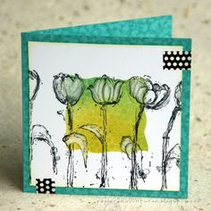 Papieren Avonturen: quick card - club scrap stamp