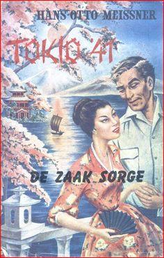 Op feiten gebaseerde roman over de laatste jaren van de Duits-Russische journalist Richard Sorge, die rond 1940 als meester-spion voor de Russische geheime dienst in Japan werkzaam was.