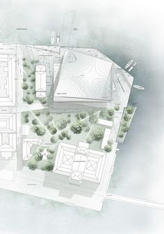 3XN butterfly nobel center proposal designboom