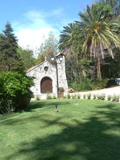 Iglesia Privada al interior de los jardines