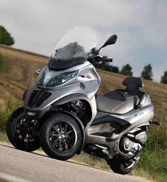 2012 Piaggio MP3 Sport 500