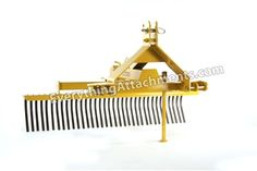 Landscape Rake, Tractor Implements, Tractor Attachments, Oh Deer, Tractors, Everything, Gardening, York, Tools