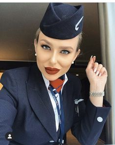 British Airways Cabin Crew, Airline Uniforms, New Journey, Nude Color, Flight Attendant, Aesthetic Clothes, Glamour, Female, Turkish Airlines