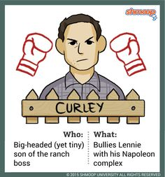 Of mice and men essays on curley wife