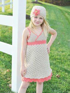 Crochet - Patterns - Build-a-Kit - Baby - My Little Sundress